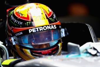 F1: Hamiltoné az első vér az USA-ban