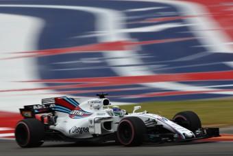 F1: Megbüntették a Williamst