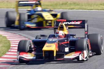 F1: Gasly bajnoki reményeit elvitte a tájfun