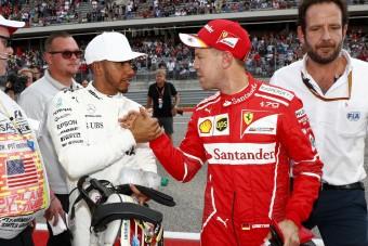 F1: Hamilton újra megverné Vettelt