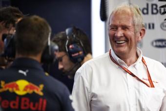 F1: A Hondánál tart szemlét a Red Bull-főnök
