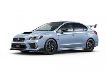 Ezt az erős Subarut is csak a japánok kapják