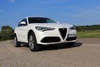 Teszt: Alfa Romeo Stelvio 2.0 T