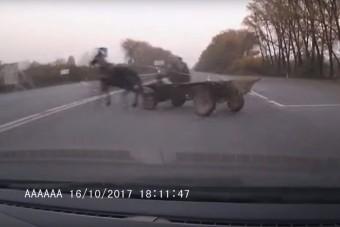 Videón, amit soha nem akarsz átélni autóban