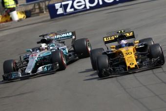 F1: Saját fegyverével verné a Renault a Mercit