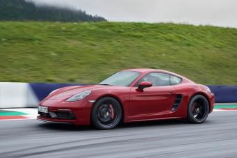Erősebb, vadabb középmotoros Porsche