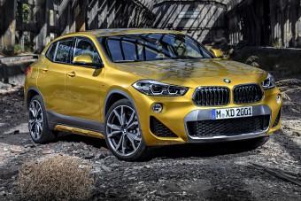 Új kupé a BMW-től. Terepre szabták