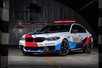 Versenypályákon dolgozik majd ez az M5-ös BMW