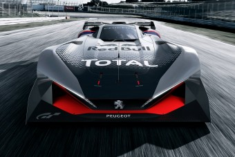 Még csodálatosabb a Peugeot nem létező hibridje