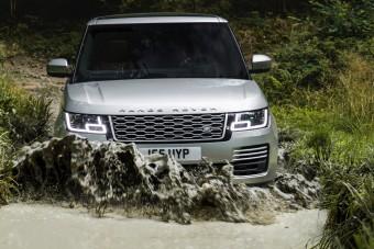 Megújult a Range Rover