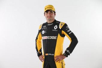 F1: Carlos Sainz besárgult