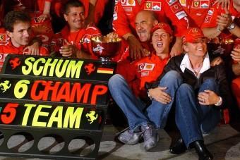F1: Schumacher példátlan rekordja – videó
