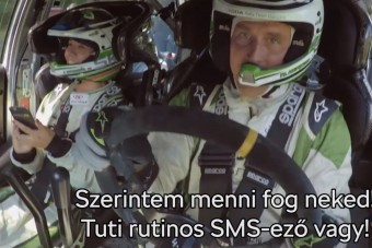 Igen patent baleset-megelőzési videót készített a Škoda és Ábel Anita