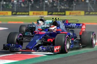 F1: Ezért szólt be a Toro Rosso