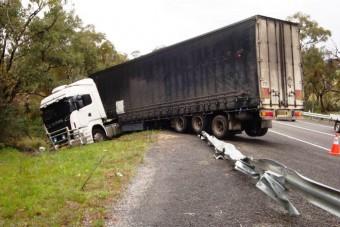 Nőtt a teherautó-balesetek száma