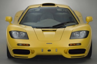 Ez a sárga McLaren bizonyítja, hogy vannak csodák
