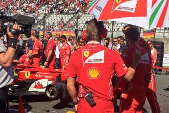 F1: Spanyol nő húzza ki a gödörből a Ferrarit?