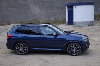 Az új X3: BMW, ami bármire jó és mindenre elég