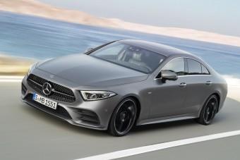 Megérkezett a Mercedes CLS harmadik generációja
