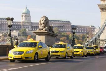 Még ennél is drágább lesz Budapesten taxizni