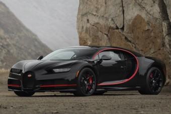 Most 1 milliárdért két Bugatti Chiront kaphatsz