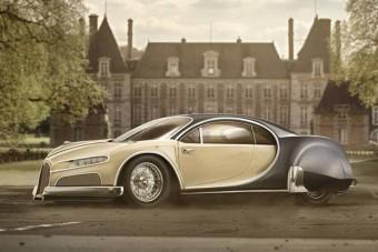 7 modern autó retrós formában