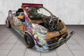 Szemtelenül pusztító ez a Citroën