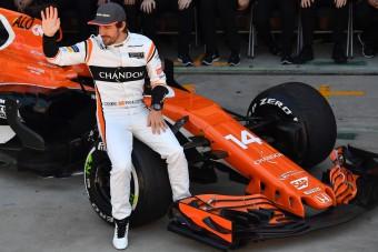 F1: Alonso nem tudott előzni