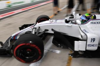 Massa: Szándékosan tartott fel Sainz