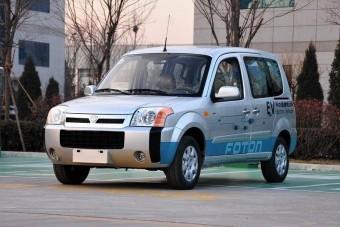 Kipukkadhat a kínai villanyautó-lufi