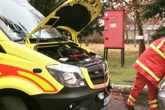 A magyar mentősök nem csak életet mentenek, nézzétek csak