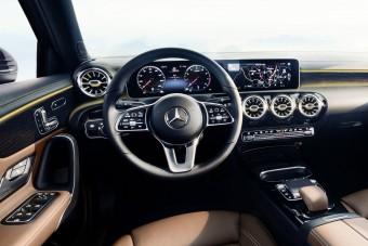 Igazi luxusautó lesz az új Mercedes A-osztály