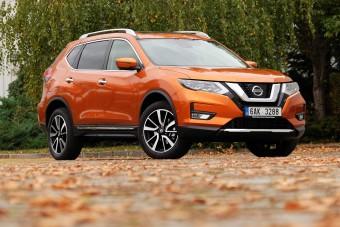 Szebb nem, csak erősebb lett: Nissan X-Trail