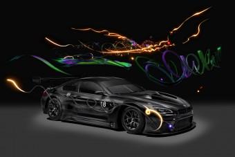 Digitális műalkotással versenyez a BMW