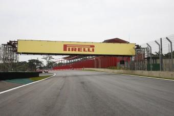 F1: A Pirellinek elege lett, lefújták a tesztet
