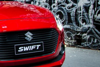 A Suzuki Swift az év japán autója