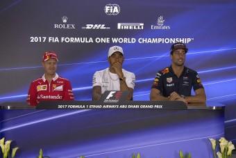 Vettel: Gyerekjáték lesz a jövő év