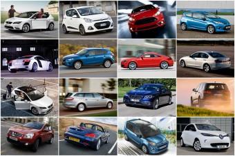 Kitalálod, melyik az év legjobb használt autója?