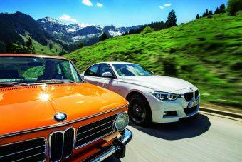 Régen jobb volt a BMW?