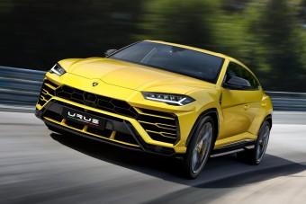 Minden várakozást felülmúl a Lamborghini terepjárója