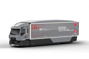 Takarékos teherautót dobott össze a Renault