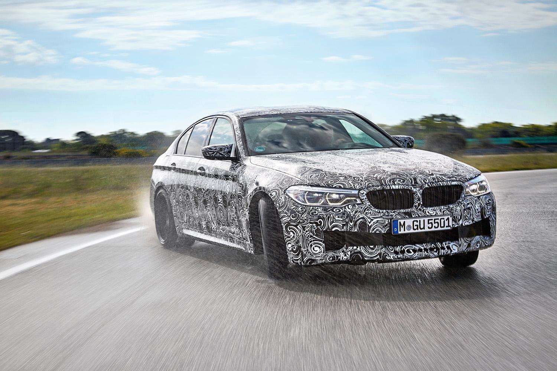 Vezettük: BMW M5 2018
