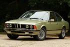 Vas, króm és üveg: BMW 633 CSi