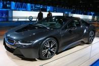 BMW-sportautó, 2,5 literes fogyasztással