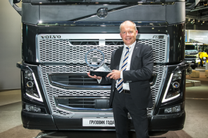 A Volvo FH lett a 2014-es Év Kamionja