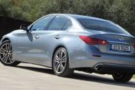 Infiniti Q50: Mit tud a Mercedes-dízel az Infinitiben?