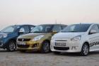 Összehasonlító teszt: takarékos japán autók