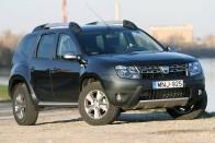 Dacia Duster – A legjobb tökéletlen