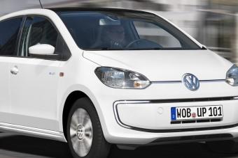 Életre kel az elektromos Volkswagen