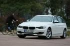Egy BMW, földközelben